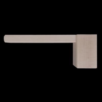 Zadní noha k nábytku - výška ( 90 mm )