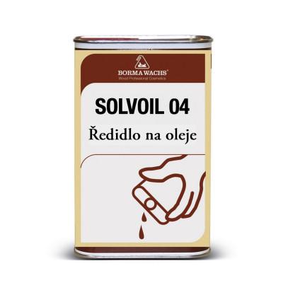 Borma Wachs Solvoil 04 ředidlo na oleje 1L