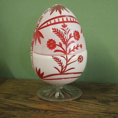 Vajíčko - dóza