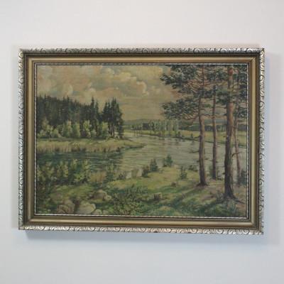 Obraz V. Egermajer 1955