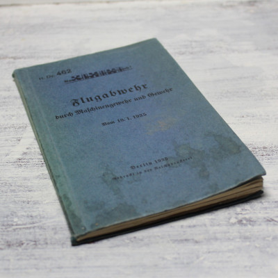 Kniha Protivzdušná obrana
