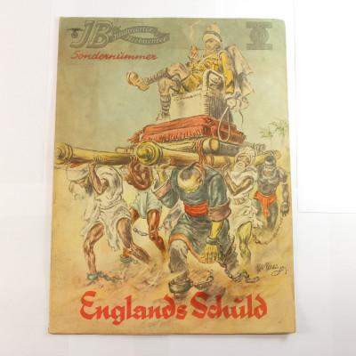 Illustrierter Beobachter England Schuld