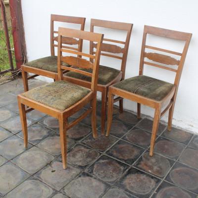 Židle 4 ks
