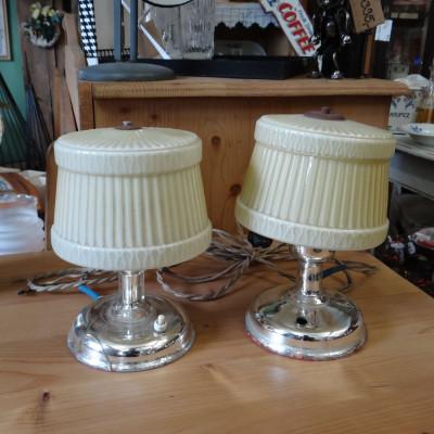 Stolní lampičky 2ks
