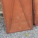 Kované dveře,okenice