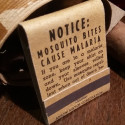 Zápalky Arrow watch cor. USA