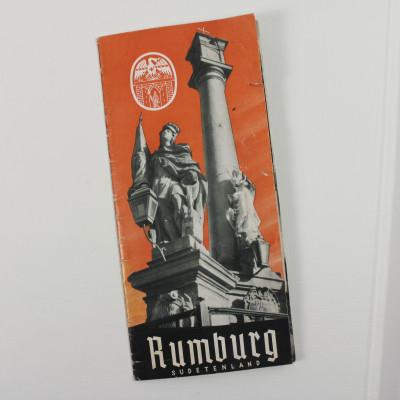 Plán města Rumburk 1939