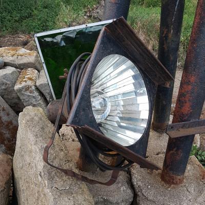 Divadelní podiový reflektor
