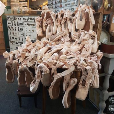 Baletní botičky- piškotky