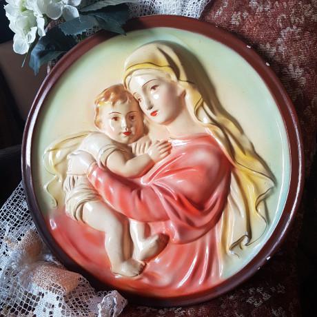 Reliéf Panna Marie