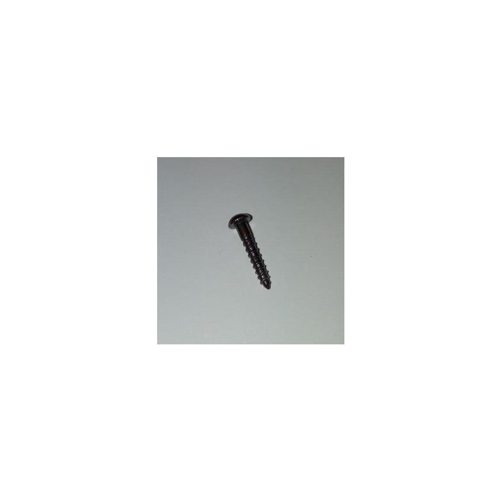 Šroubek  12mm mosaz patina