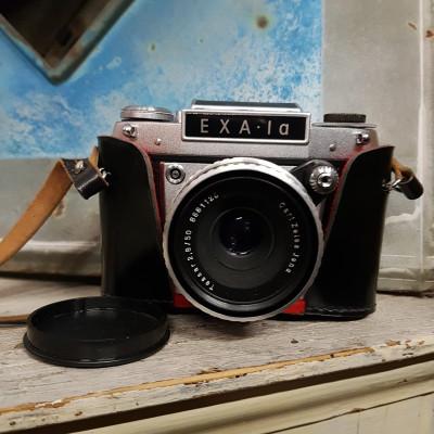 Fotoaparát Exa la