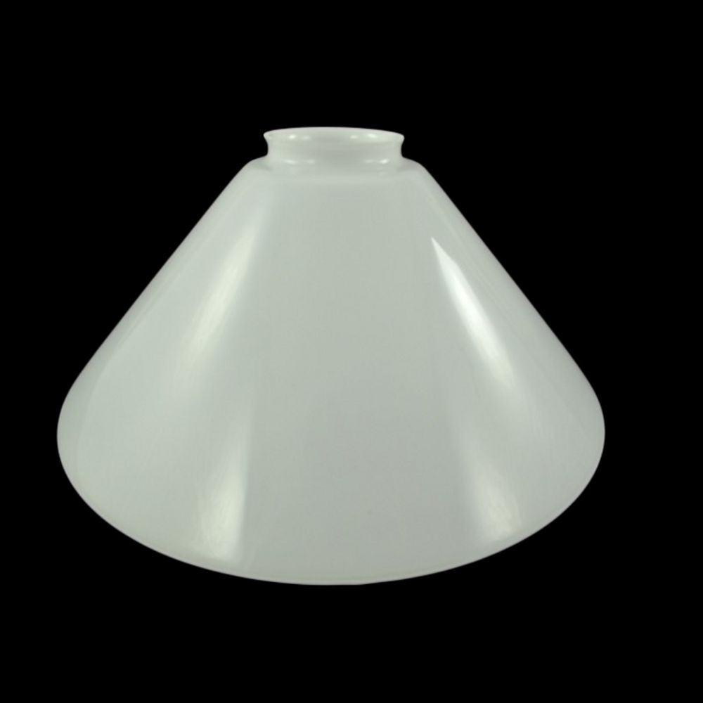 Skleněné stínítko na lampu