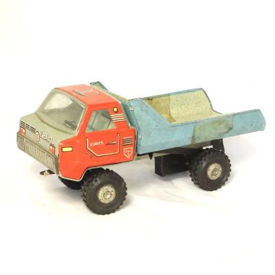 Plechové nákladní autíčko