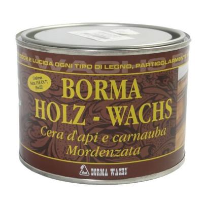 Borma Holzwachs vosk na dřevo bezbarvý 500ml