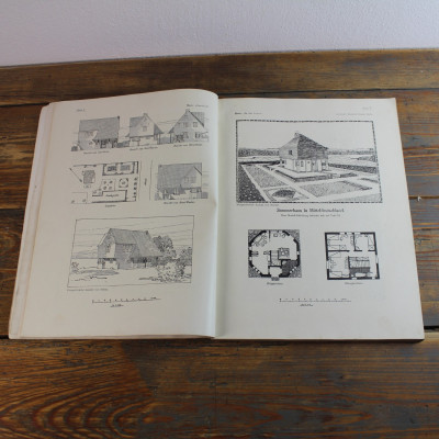 Sezonní domy - německá kniha