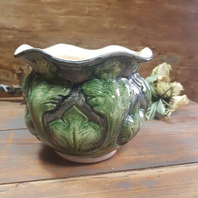 Porcelánový květináč