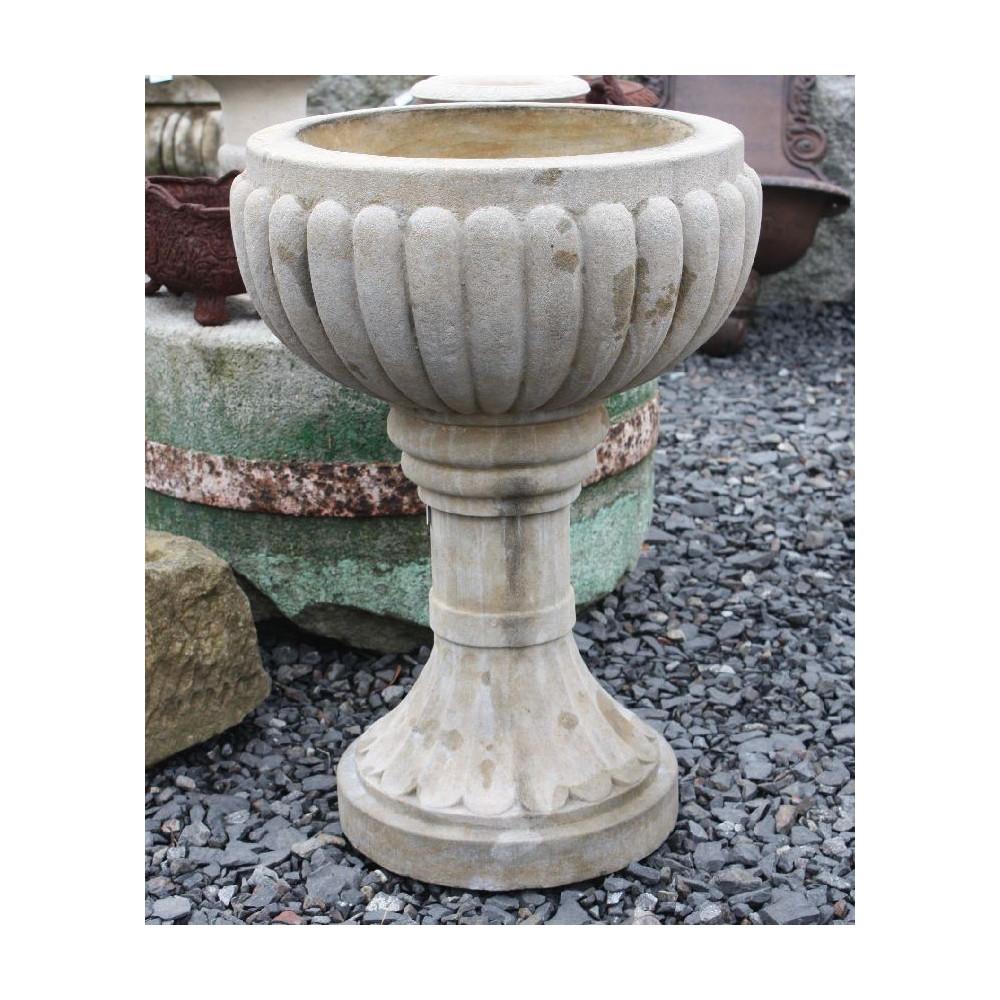 Zahradní váza - střední