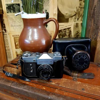 Fotoaparát Zenit-B