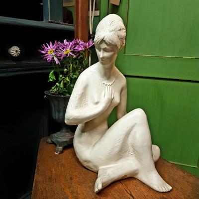 Keramická socha Brusel