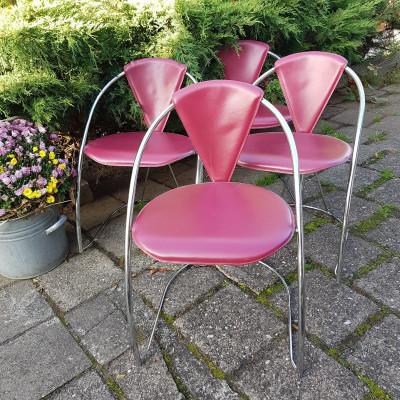 Židle 4ks
