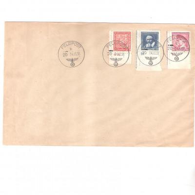 Obálka 1938 Feldpost