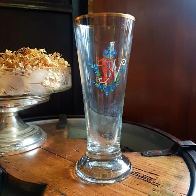 Skleněný půllitr, sklenice