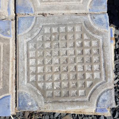 Dlažba cementová plastická