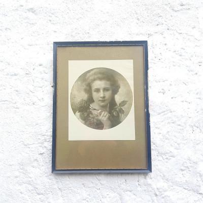 Portrét FR.Dvořák reprodukce