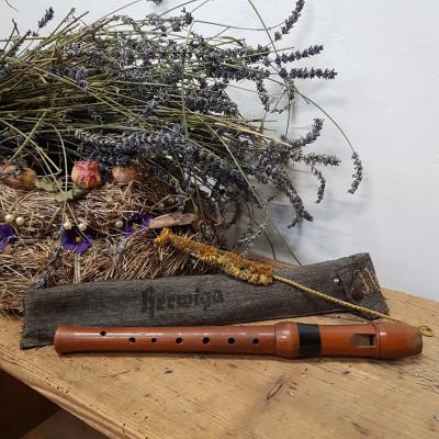 Zobcová flétna,Herviga