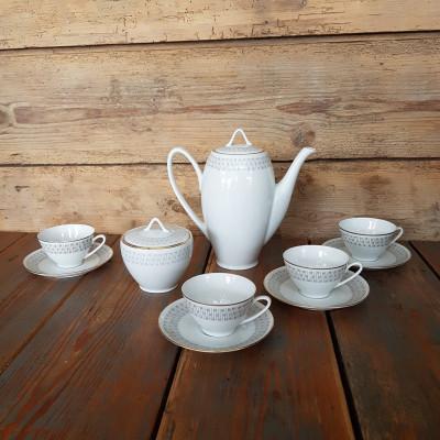 Čajový servis porcelán