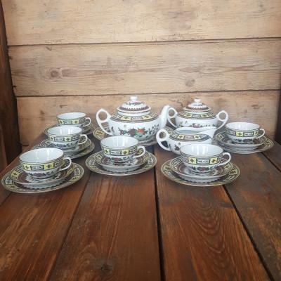 Čínský čajový servis