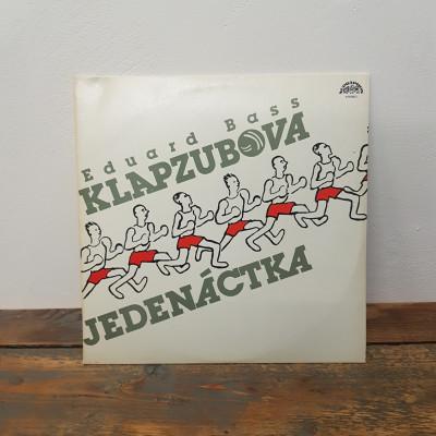 Klapzubova jedenáctka 2x LP