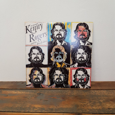 LP Kenny Rogers First edition