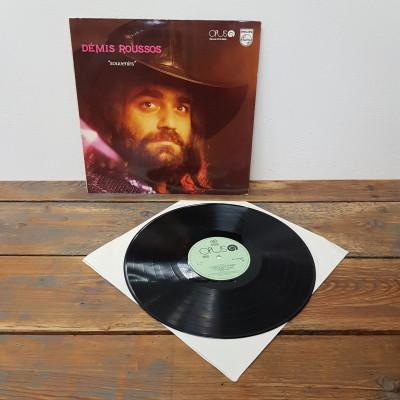 LP Demis Roussos,Souvenirs