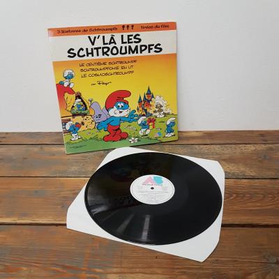LP V´LÁ Les Schtroumpfs/Šmoulové
