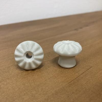 Nábytková porcelánová knopka KLASIK 25mm
