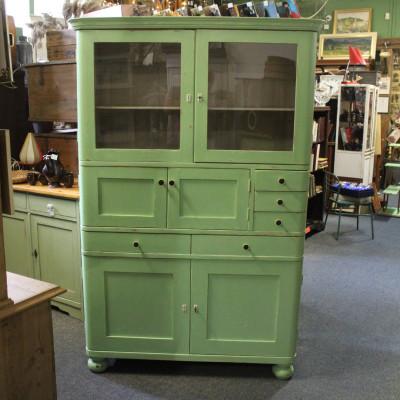 Příborník,kredenc zelená barva