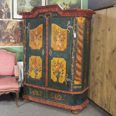 Malovaná skříň 1803