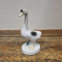 Porcelánová soška labuť Foreign 1872